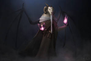 Lekmet - Star vs. the Forces of Evil by Dagahaz