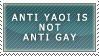 U HOMOPOB-Stamp by LinZeldorf