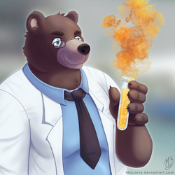 [R] Luno-bear by Miocarre