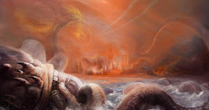 Kaiju by Leashe
