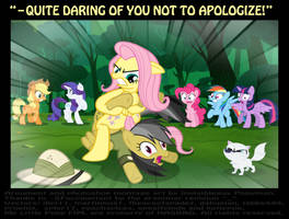 Daring Don't! (deleted scene) by PONYMAAN