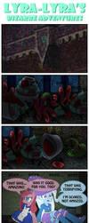 Lyra-Lyra's Bizarre Adventures (Part-110) by PONYMAAN