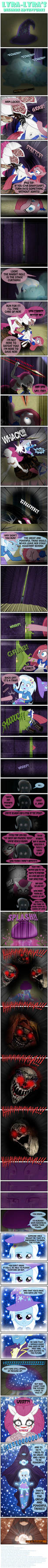 Lyra-Lyra's Bizarre Adventures (Part-111) by PONYMAAN
