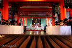 Japanese wedding by dannsegoshi