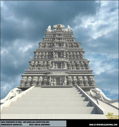 MDS-Great Monument Of India by AnupamDas08