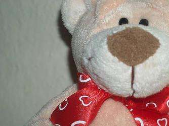 My Teddy by Monyszek