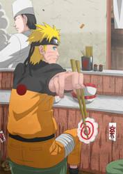 Naruto - Ichiraku by dannex009