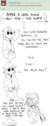 Ask Chris #8  Featuring Eyeless Jack  by 0ktavian