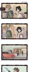 |Creepypasta Comic| AU where nothing happened by 0ktavian