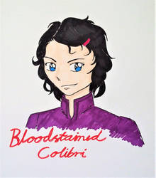 DCMK: Bloodstained Colibri -cover by Tsukiko75014
