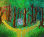 Forest of Choise by Aryvejd