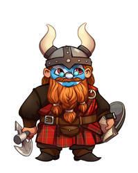 Com Dwarf by Aryvejd