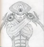 Other World Assassin by thedropkickninja