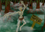 Swamp Song's Thick Bog by thedropkickninja