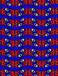 Trippy Tessellation by thedropkickninja