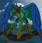 Quetzaldaun by thedropkickninja