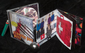 Electric Six: Flaming Hot Hits by thedropkickninja