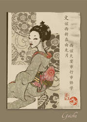 Geisha by Kylheis