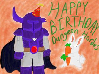 Happy Birthday, Dungeonhordes!~ by Potato-Yi