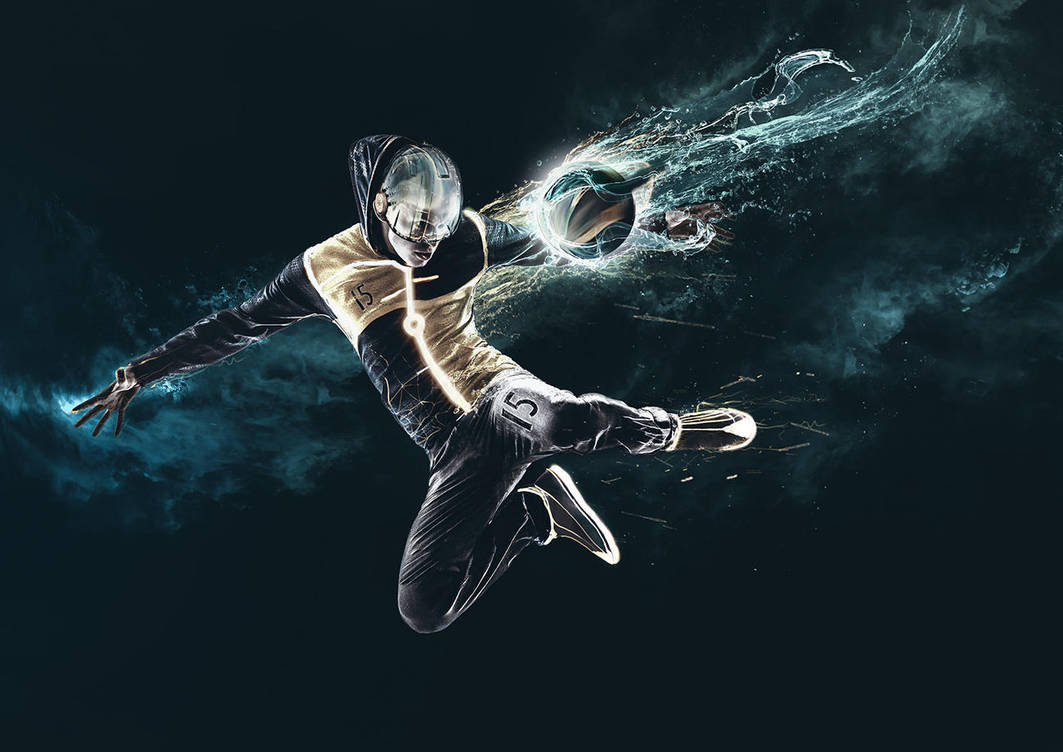 Sport in the future by polaus