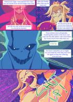 Undertale comic - Hellsiblings - 84 by marvyanaka