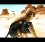 Sheik by super-fergus