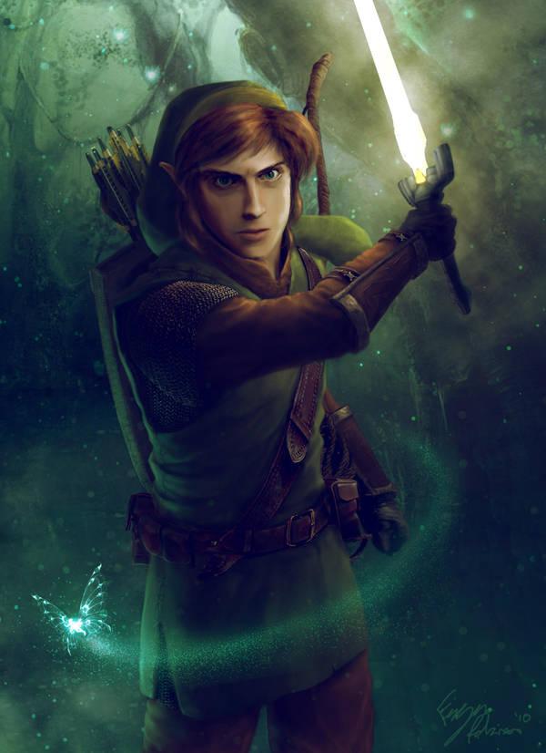 Link by super-fergus