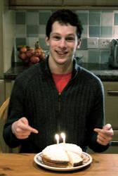 Happy Bake, Birthday Cake. by super-fergus
