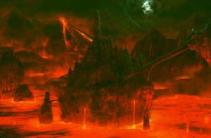 Ganon's Castle by super-fergus
