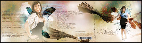 Jo Fabro ALbum Outer Cover by ekrem-onemultiplied