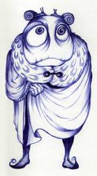 Holly Snails by ekrem-onemultiplied