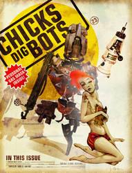 ChicksDIgBots Cover by ekrem-onemultiplied