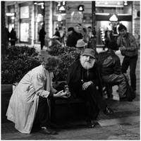 the Listener by streetgrapher