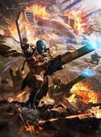 Fireblade KaisVre by ameeeeba
