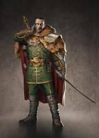 Cassius Caligo XII by ameeeeba