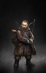Mormund the Dwarf by ameeeeba