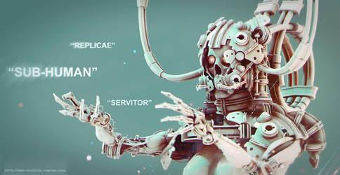 Servitor RT by Arx-Design