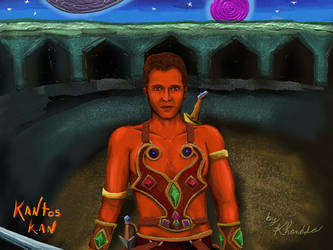Kantos Kan:John Carter of Mars by khamarupa