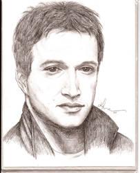 James Purefoy sketch by khamarupa