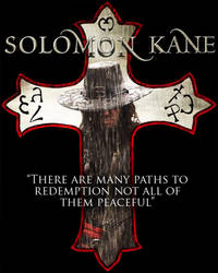 Design Solomon Kane Tee by khamarupa