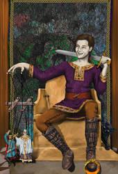 Morrigan's Brood: Dark Allian by khamarupa