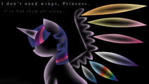 I Already Have Wings by Rainbow-Smashed