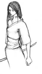 Samuraigirl by DracaTec