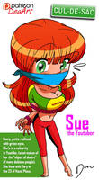 Sue (Chibi) Character Profile by newdeaart