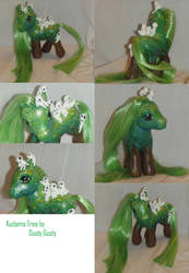Kodama Tree Pony by PoniesOfDOOOM