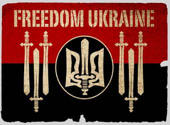 Freedom Ukraine by BuldoZZeR