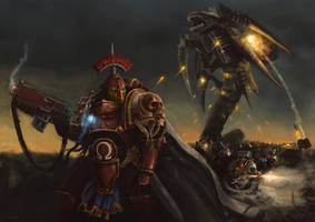 Sons of Orar by StoryKillinger