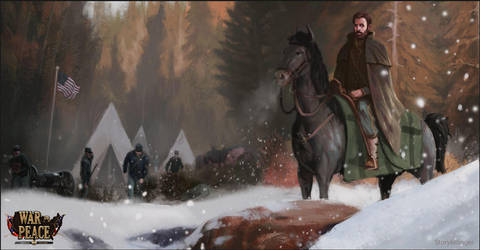 Ulysses S. Grant - War and Peace by StoryKillinger