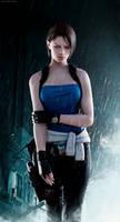 Jill Valentine - Resident Evil 3 Remake by FrankAlcantara