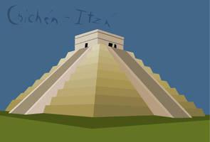 Chichen-Itza by SkoolCool